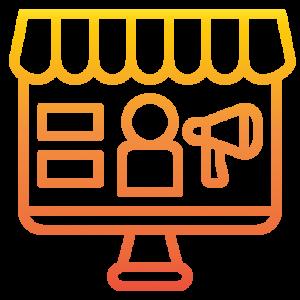 Icon online aankoop